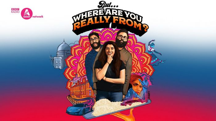 Sunil Patel Launches New Podcast 'But...Really Where Are You From?'